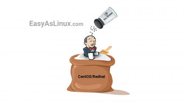 How to install Jenkins on CentOS/RedHat using Salt